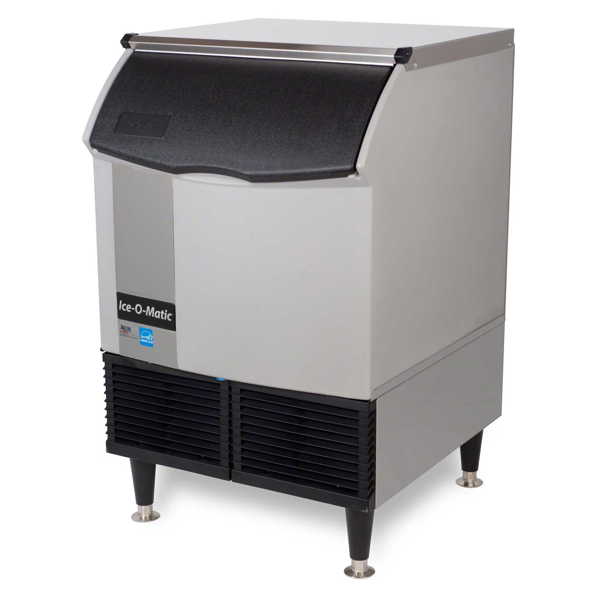 ice o matic iceu150fa 185 lb ice maker chefs corner flanders nj - Ice O Matic Ice Machine