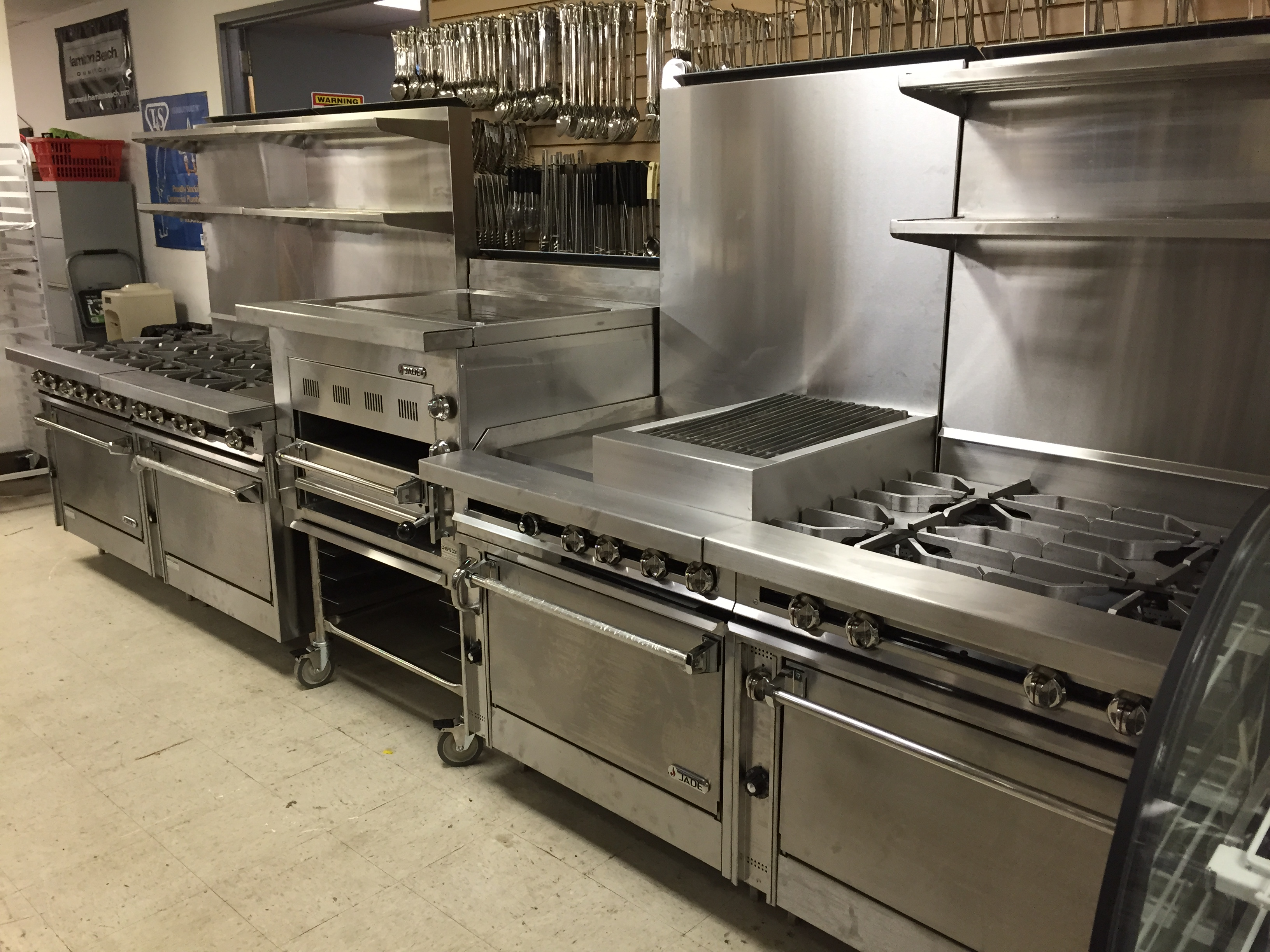 Commercial Kitchen Equipment Broiler