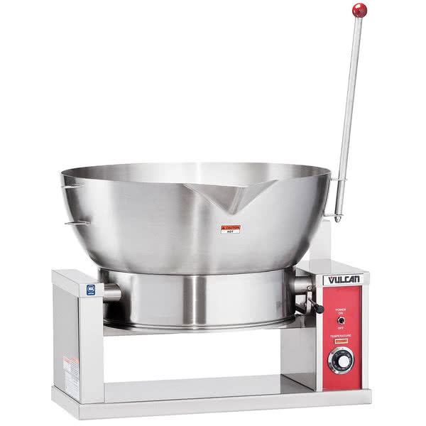 Vulcan Vects12 12 Gallon Countertop Electric Tilting