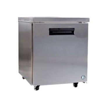 Hoshizaki CRMF27-W Undercounter Worktop Freezer, Single Section