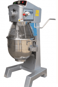Atosa PPM-30 Heavy Duty Floor Mixer, 30 Quart
