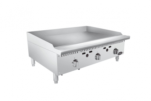 "Atosa ATMG-36T 36"" Thermostatic Griddle"
