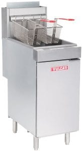Vulcan LG400 45-50lb Fryer